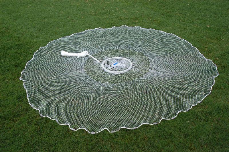 Bullseye Cast Net