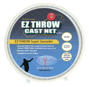 Cast Nets EZ Throw