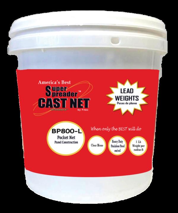 Cast Net BP Pocket
