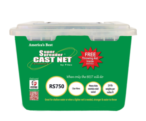 RS Series cast nets