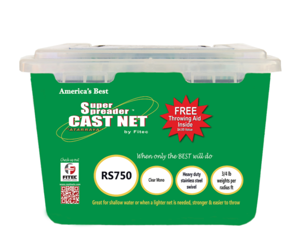Cast Net RS 750