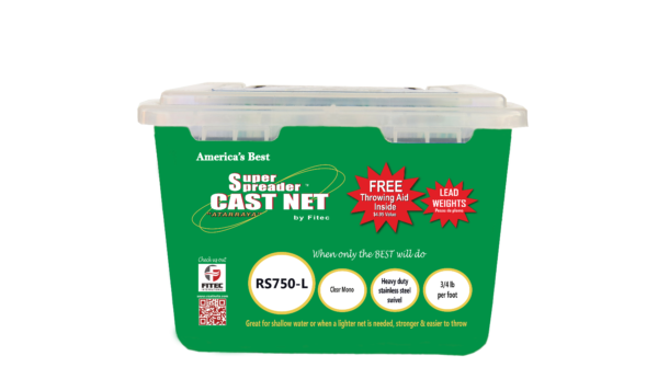 Cast Net RS 750 Lead