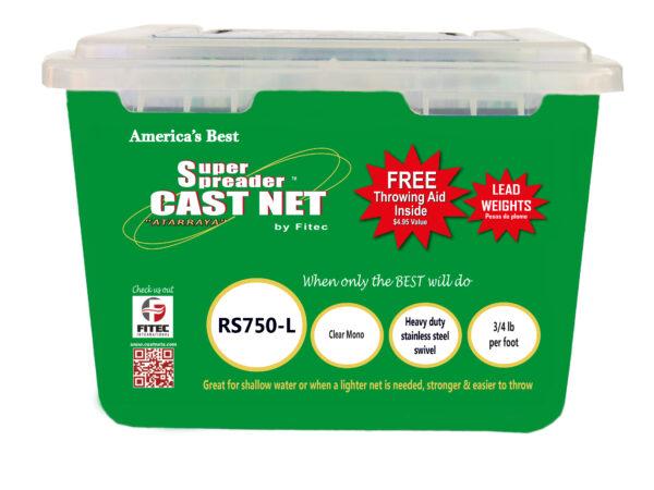 Cast Net RS 750 Lead